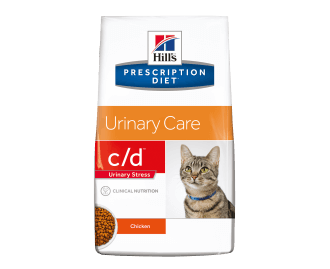 Hills CD Feline c/d Urinary Stress PD - Prescription Diet Diät für Katzen