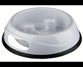 Comedero plastico para perros para comer Despacio TRIXIE [3 tamaños]