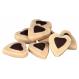 Golosinas para perros 4 Botes 500 Gramm weiche Snack Happy Hearts Cordero-Arroz TRIXIE