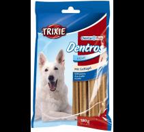 Premios para perros 18 Envases 180 Gramm. 7 unidades Dentros higiene dentalen Licht con Pollo TRIXIE