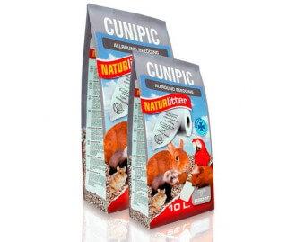 Cunipic NATURLITTER Lager Recycled Papier für Käfige