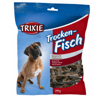 Getrocknete Heringe für Hunde, natürliche Proteine TRIXIE 200 gr.