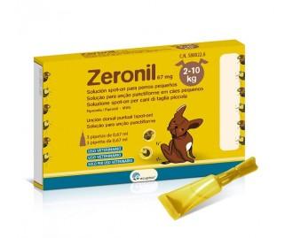 Zeronil Pipetten gegen Ungeziefer für Hunde [3 Grössen]