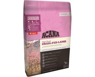 Acana Grass-Fed Lamb (Lamm & Apfel) Trockenfutter für Hunde