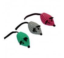KONG Catnip Mice 2-Pack Mäuse Spielzeug für Katzen