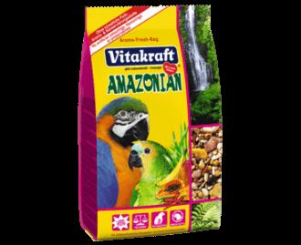 Vitakraft AMAZONIAN für südamerikanische Papageien