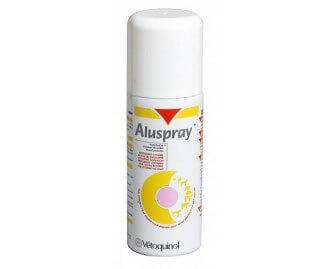 Aluspray pets Heilung für Hunde und Katzen