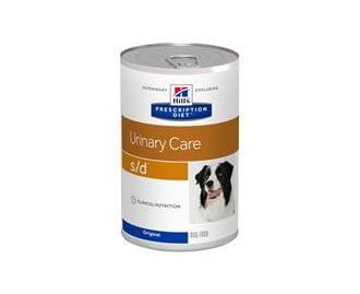 Hills SD Canine s/d (Dose) 370 grs. PD - Prescription Diet Diät für Hunde