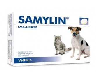 Samylin Nahrungsergänungsmittel für Hunde und Katzen 30 Tabletten [3 Formate]