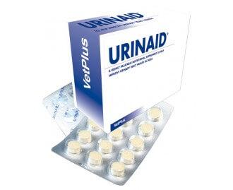 Urinaid gegen Harnprobleme 60 Tabletten für Hunde