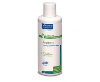 Sebomild Shampoo dermatologisch für Hunde 200 ml