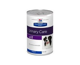 Hills UD Canine u/d PD - Prescription Diet Diät für Hunde (Dose)