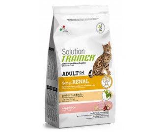 Trainer Trockenfutter für Katzen Sensirenal