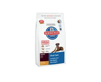 Hills Adult Oral Care Science Plan Trockenfutter für Hunde