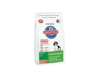 Hills Puppy Healthy Development Lamm und Reis Science Plan Trockenfutter für Welpen