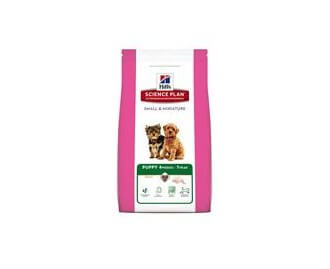 Hill's SP Trockenfutter für Hunde Puppy Small & Miniature
