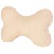 Gefüllte Plüschknochen mit Ton 20 cm weiß TRIXIE Spielzeug für Hunde
