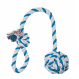 2x1 Seil Spiel mit Ball TRIXIE Kauspielzeug für Hunde