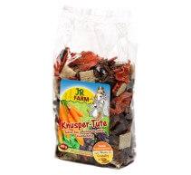 Jr Farm Beutel Aperitif 150 gr. (snacks).Futter für Nagetiere