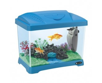 Aquarium Ferplast Capri Junior 21L Kit (3 Farben)