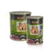 Belcando Truthahn mit Reis und Zucchini Nassfutter für Hunde