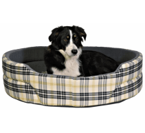 Cama para perros y gatos Glück Beige / Grau TRIXIE
