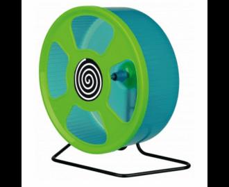 Rad für Hamster und Nagetiere TRIXIE Drehrad aus Kunststoff