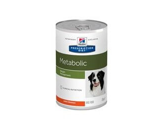 Hills prescription diet Canine Metabolic advance weight solution (Dose)