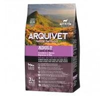 Arquivet Adult Lamm und Reis Trockenfutter für Hunde