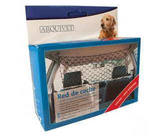 Schutznetz fürs Auto für Hunde