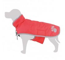 Regenmantel rot für Hunde
