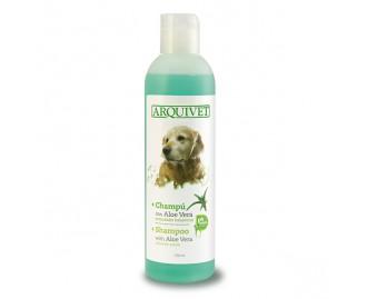 Aloe-Vera Shampoo lindernd für Hunde