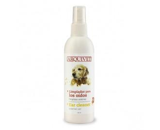 Natürliches Reinigungsmittel für die Ohren extern für Hunde