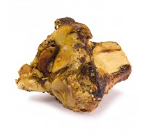 Halber Rinderknochen Snack für Hunde
