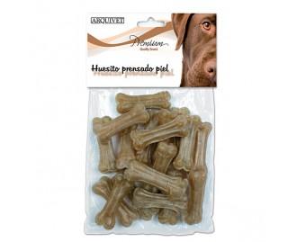 Knochen aus gepresster Haut Premium Leckerlis für Hunde