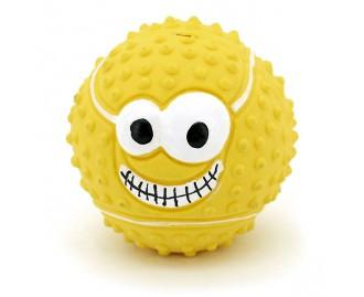 Ball aus Latex gelb 78cm Spielzeug für Hunde