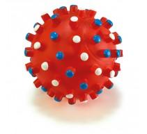 Ball mit farbigen Zacken Spielzeug für Hunde