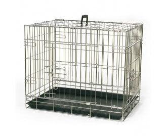 Metallkäfig für Hunde und Katzen