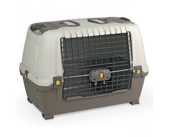 Transportbox SKUDO CAR-80 für Hunde und Katzen