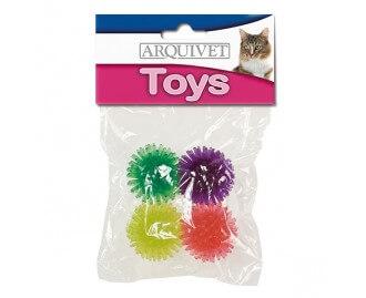 Igelball Spielzeug für Katzen