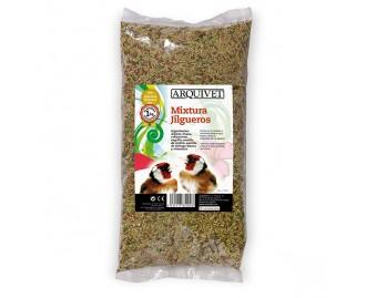 Mixtura 1 kg comida para Jilgueros