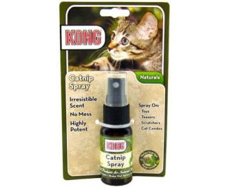 KONG Naturals Catnip Spray für Katzen