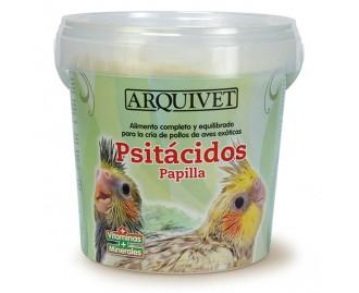 Psitacidos Papilla para crias de aves exoticas 580g