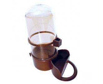 Dispensador de agua para pajaros