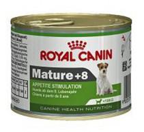 Royal Canin Mature +8 Nassfutter in Dosen für Hunde kleiner Rassen