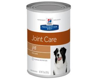 Hills PD Canine j/d Diät für Hunde