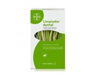 Bayer Sano&Bello Zahnpflege für Hunde 140 gr