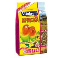 Vitakraft AFRICAN für afrikanische Kleinpapageien