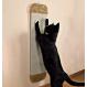 Rascador para gatos TRIXIE Tabla con Teddy XL 18x78 cm. beige