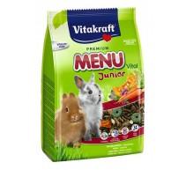 Vitakraft Premium Menü Vital Junior für Zwergkaninchen